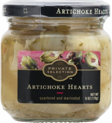 Private Selection® Artichoke Hearts Perspective: front