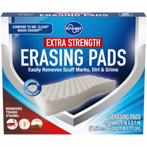 Kroger® Extra Strength Erasing Pads Perspective: front
