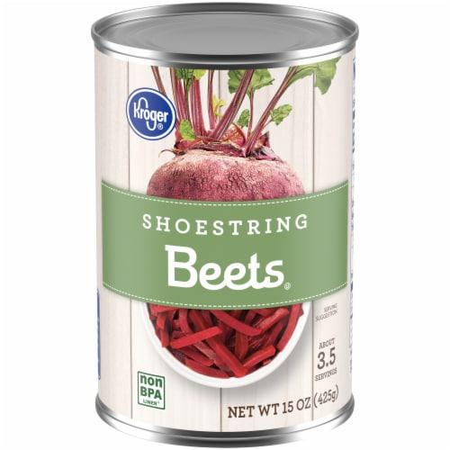 Kroger® Shoestring Beets Perspective: front