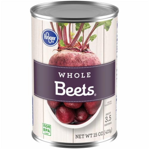 Kroger® Whole Beets Perspective: front