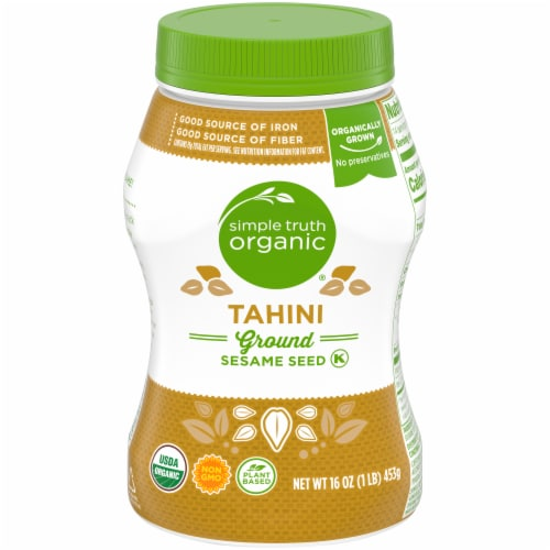 Simple Truth Organic® Tahini Ground Sesame Seed Perspective: front