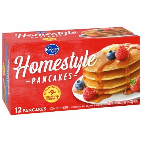 Kroger® Original Pancakes Perspective: front