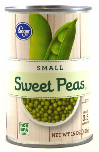 Kroger® Small Sweet Peas Perspective: front