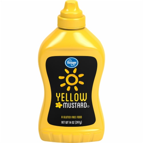 Kroger® Yellow Mustard Perspective: front