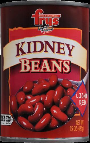 Qfc Fry S Light Red Kidney Beans 15 Oz
