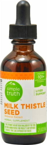 Simple Truth™ Milk Thistle Seed Extract Perspective: front