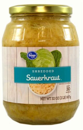Kroger® Shredded Sauerkraut Perspective: front