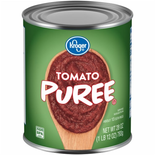 Kroger® Tomato Puree Perspective: front