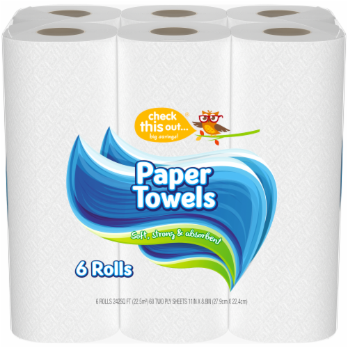 check this out...® Paper Towels Perspective: front