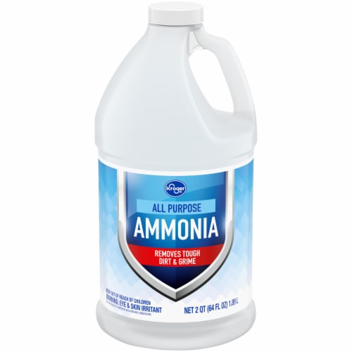 Kroger® All Purpose Ammonia Perspective: front