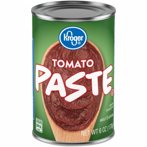 Kroger® Tomato Paste Perspective: front