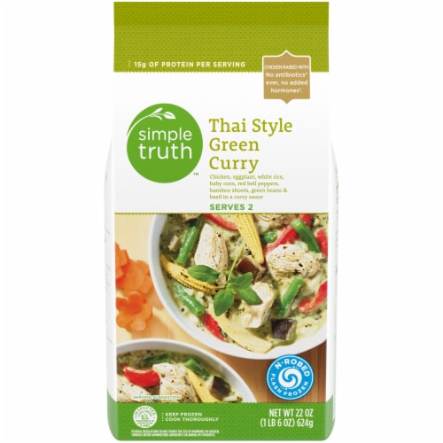 Simple Truth™ Thai Style Green Curry Perspective: front