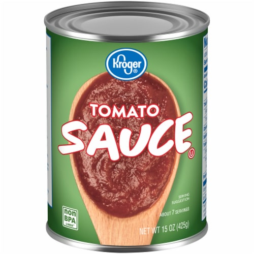 Kroger® Tomato Sauce Perspective: front
