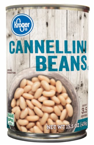 Kroger® Cannellini Beans Perspective: front