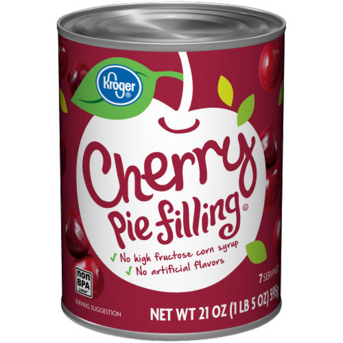 Kroger® Cherry Pie Filling Perspective: front