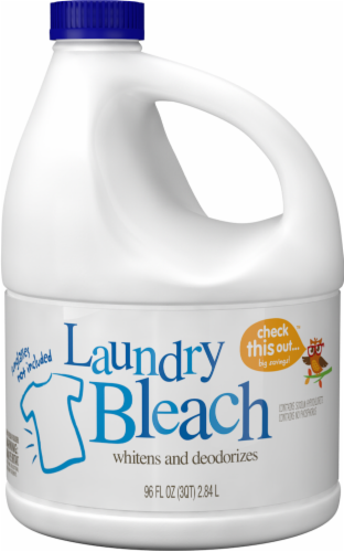 Check This Out... Laundry Bleach Perspective: front