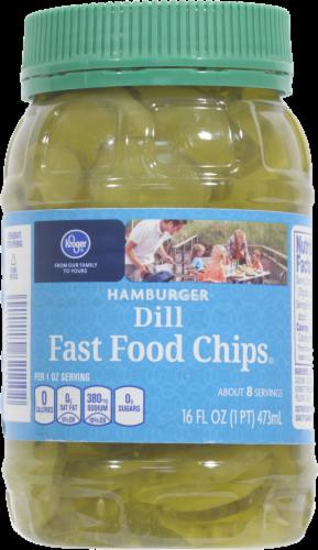 Image result for kroger fast food dill pickle