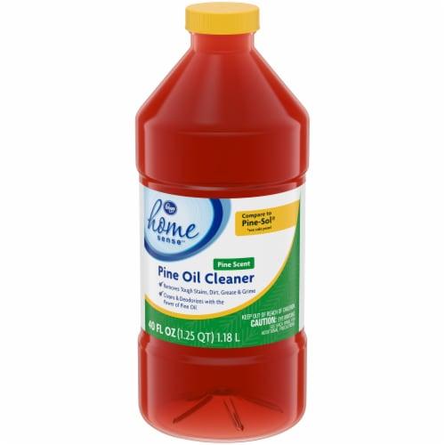 Kroger Pine Scent Oil Cleaner