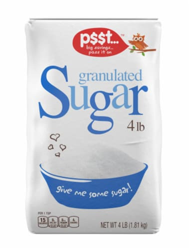 fred meyer p t granulated sugar