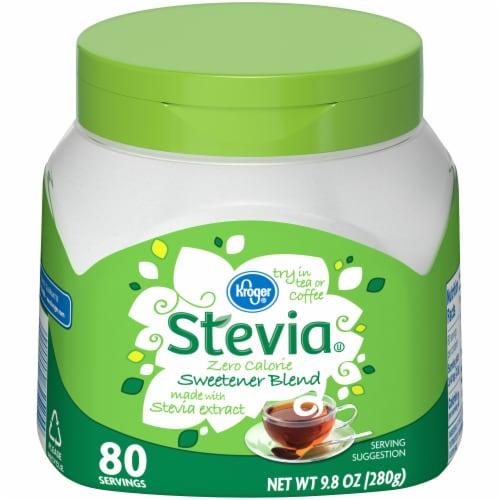 Kroger® Stevia Sweetener Blend Perspective: front