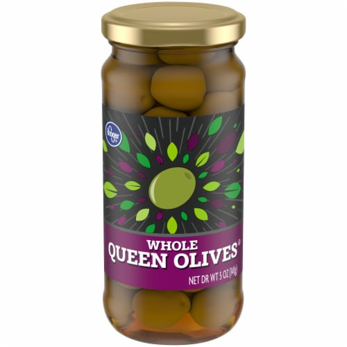 Kroger® Whole Queen Olives Perspective: front