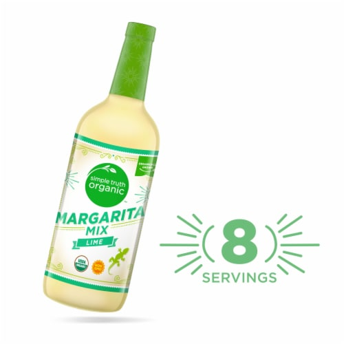 Simple Truth Organic™ Lime Margarita Mix Perspective: front