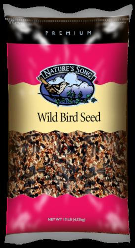 Nature's Song® Premium Wild Bird Food Perspective: front