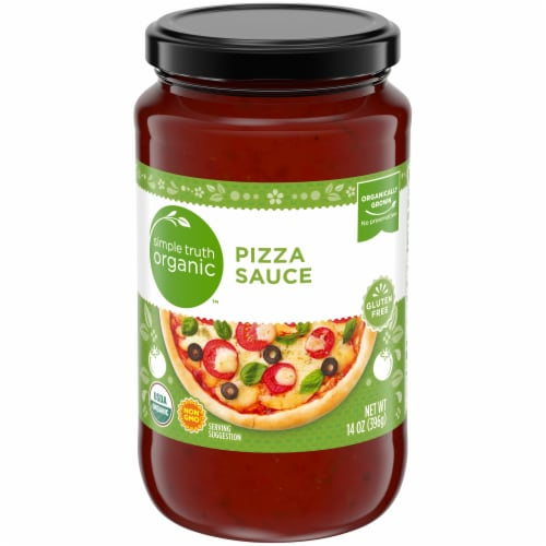 Simple Truth Organic™ Pizza Sauce Perspective: front