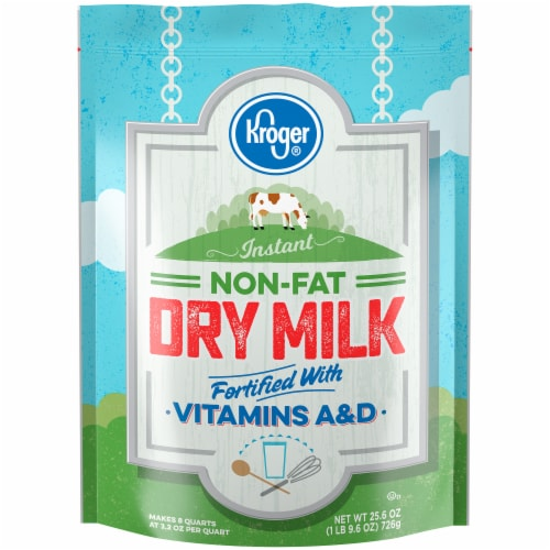 Kroger® Instant Non-Fat Dry Milk Perspective: front