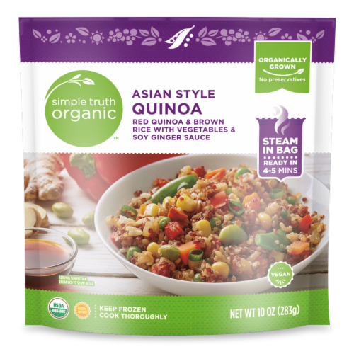 Simple Truth Organic™ Asian Style Quinoa Perspective: front