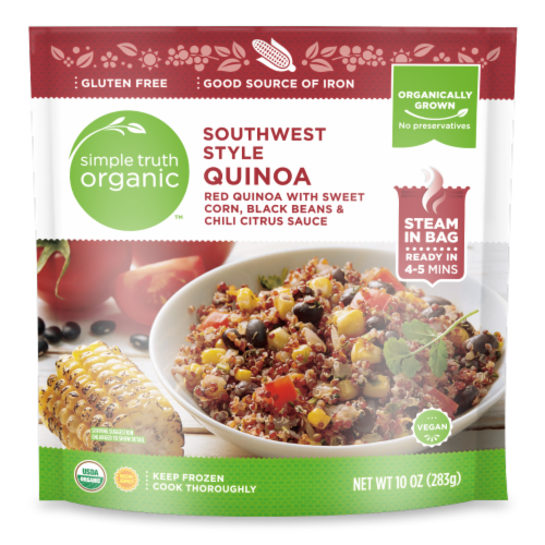 Simple Truth Organic™ Southwest Style Quinoa Perspective: front