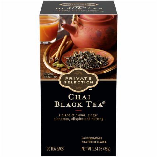 Private Selection™ Chai Black Tea Perspective: front