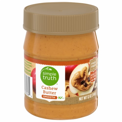 Simple Truth® Smooth Cashew Butter Perspective: front