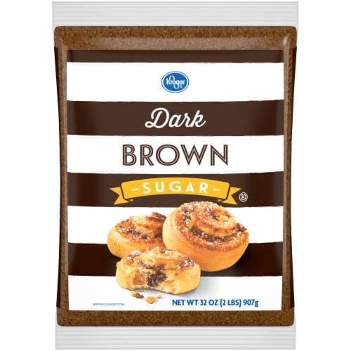 Kroger® Dark Brown Sugar Perspective: front