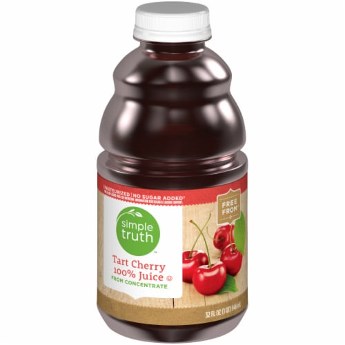 Simple Truth™ 100% Tart Cherry Juice Perspective: front
