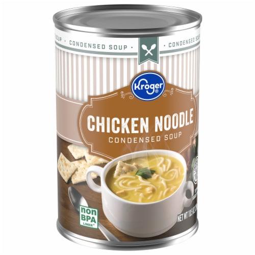 Kroger® Chicken Noodle Condensed Soup Perspective: front