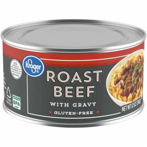 Kroger® Roast Beef with Gravy Perspective: front