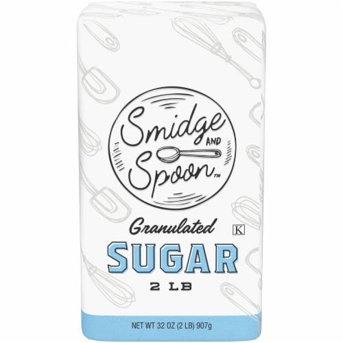 Smidge & Spoon™ Granulated Sugar Perspective: front