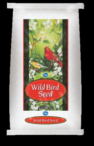 Kroger® Wild Bird Seed Perspective: front