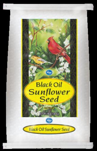 Kroger® Black Oil Sunflower Seeds Perspective: front