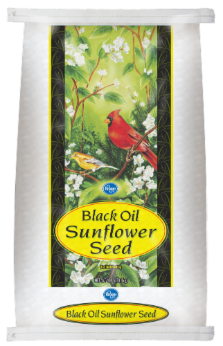 Kroger® Black Oil Sunflower Seed Perspective: front