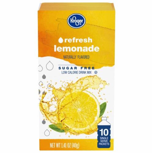 Kroger® Original Lemonade Drink Mix Perspective: front