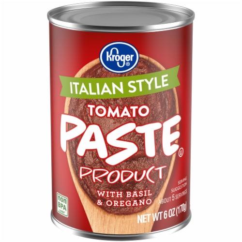 Kroger® Italian Style Tomato Paste Perspective: front