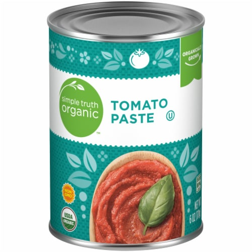 Simple Truth Organic™ Tomato Paste Perspective: front