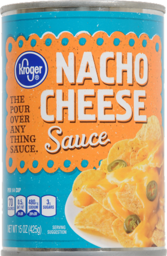 Kroger® Nacho Cheese Sauce Perspective: front