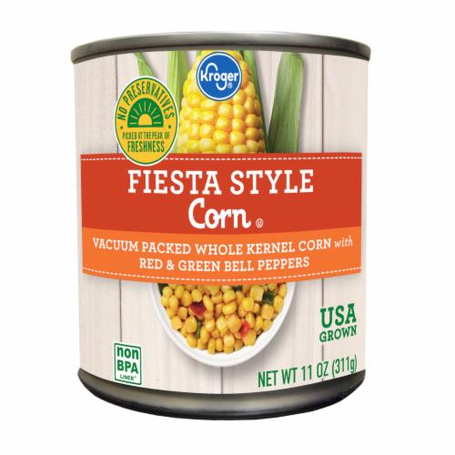 Kroger® Fiesta Style Corn Perspective: front