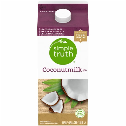 Simple Truth® Coconutmilk Perspective: front