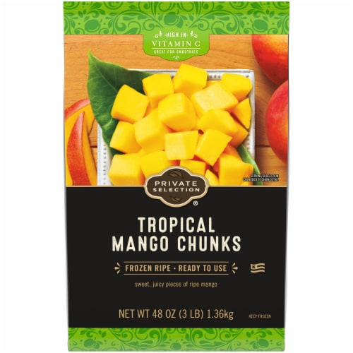 Private Selection™ Tropical Mango Chunks Perspective: front