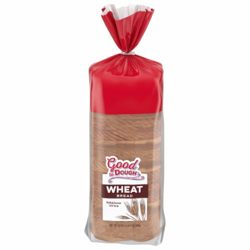 Good to Dough™ Wheat Bread Perspective: front