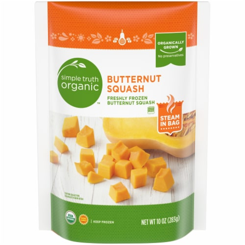 Simple Truth Organic™ Frozen Butternut Squash Perspective: front